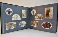 Bel album 120 photos région Paris, identifié de Lamonneray 1900/1930.