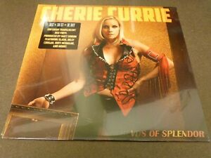 CHERIE CURRIE BLVDS OF SPLENDOR RSD 2019 LIMITED EDITION COLOR VINYL NEW/SEALED