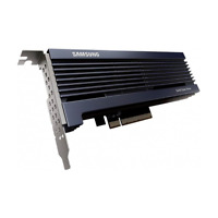 6.4TB Samsung PM1725a 5DWPD Enterprise TLC V-NAND PCIe 3.0 x8 NVMe HHHL AIC SSD