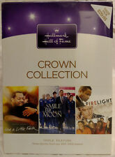 Hallmark Hall of Fame Crown Collection 2011 - 2012 (DVD, 2012, 3-Disc Set) New!