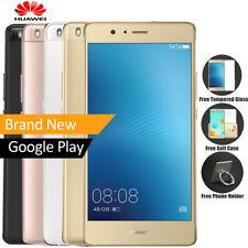"Huawei P9 Lite (G9) VNS-AL00 16GB 3GB Android  LTE 5.2"" 2 SIM Unlocked 13MP Gold"