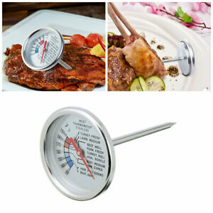 Meat Poultry Food Meat Temperature Thermometer BBQ BEEF LAMB TURKEY STEAK PORK
