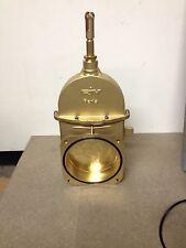 "Brass Vacuum Slurry Tanker Valve 8"" - New"