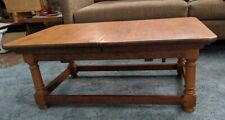 ~~ Leopold Stickley Original ~ 1954 ~ Coffee Table ~ Expandable w/Tea Tray ~~