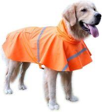 Dog Pet Rain jacket Rain Coat Clothes waterproof size XL