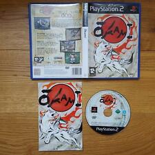 OKAMI (Sony Playstation 2, 2007) - versione europea PS2 COMPLETO 5055060923825