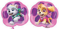 """25"""" Paw Patrol Girl SuperShape Foil Balloon Birthday Decorations Party Supplies"""