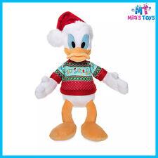 Disney Donald Duck Holiday 15'' Plush Doll brand new