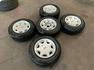 FORD CAPRI 2.8 SPECIAL WHEELS AND TYRES