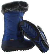 New Without Box Kamik Women's Porto Insulated Winter Boots Cobalt Blue Size 6