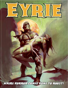 EYRIE MAGAZINE #2! First Issue Modern Horror Chills by Mike Hoffman & Co.!