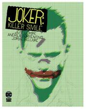 DC Joker: Killer Smile HC  NEW SEALED  Lemire & Sorrentino