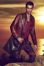 Gucci Cruise 2014 Leather Jacket