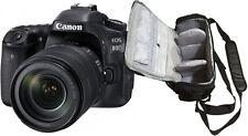 NEW Canon EOS 80D Camera + EF-S 18-135mm USM Lens + Pro Camera Bag - UK DISPATCH