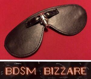 Bondage Kit Sexy Blindfold restraint eye mask Fetish hood Goth
