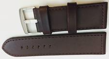 echtes-nappa Reloj Pulsera de cuero excelente calidad 26mm stahlschliesse