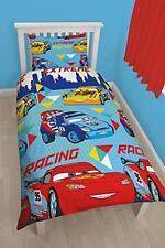 Disney Character World Cars Champ Single Rotary Duvet Set