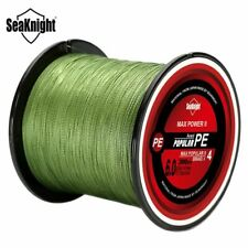 SeaKnight TriPoseidon 300M 500M 1000M PE Fishing Line 4 Strands Braided Fishing