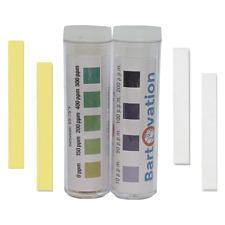 Restaurant Sanitizer Test Kit For Quat 0 500 Ppm Amp Chlorine 10 200 Ppm
