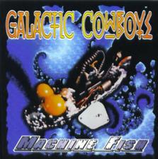 Machine Fish - Galactic Cowboys - CD Zustand  sehr gut