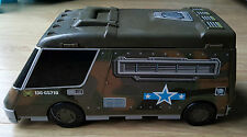 1991 Large Micro Machines Army Play Truck Set Vintage +  1 Tank