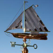 Wetterfahne großes Segelschiff - von Linneborn Metallwaren