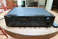 Sony TA-E77ESD Preamplifier Excellent Condition ES Match for TA-N77ES