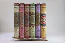 Incense Sticks, Lavender Sandalwood Jasmine Patchouli Rose Vanilla 180 sticks pk