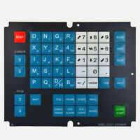 For FANUC A98L-0001-0568#M Industrail Membrane Keypad Button Film Overlay