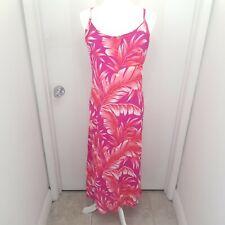 Women Karan Floral Print Dress Size (1X)