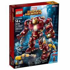 LEGO UCS MARVEL SUPER HEROES 76105 The HULK BUSTER ULTRON EDITION FREE SHIP