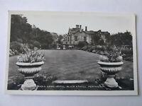 Atholl Arms Hotel Blair Atholl Perthshire Vintage Scottish Postcard
