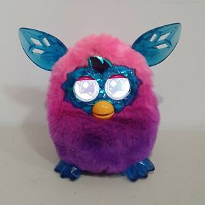 Furby Boom Crystal Series Pink Purple Blue Interactive Talking Pet HASBRO (2012)