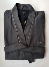 New Hugo Boss Dressing Gown Kimono Bathrobe Size M