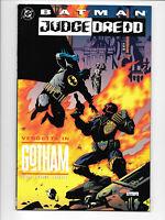 Batman Judge Dredd Vendetta In Gotham #1 1993 NM DC Comics