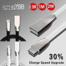 Pour Diverses Tablette-Type C USB Fast Charging Data Sync Chargeur Câble plat