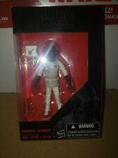 Disney Hasbro Star Wars Black Series Admiral Ackbar 3.75 Figure Walmart Excluse