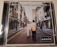 OASIS - (What's the Story) MORNING GLORY  - CD SIGILLATO (SEALED)