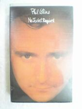 PHIL COLLINS NO JACKET REQUIRED CASSETTE INDIA OCT 1994