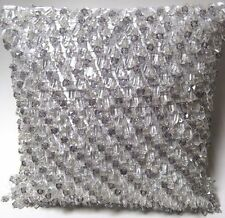 Unbranded Patternless Square Decorative Cushions