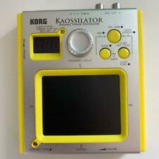 KORG KAOSSILATOR Synthesizer FMJ free shipping arrive quickly