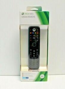 Microsoft Xbox 360 - Telecommande multimedia officiel - Media remote