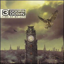 3 DOORS DOWN - TIME OF MY LIFE Deluxe Ed CD ~ EVERY TIME YOU GO +++ THREE *NEW*