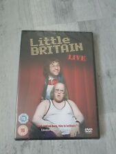 Little Britain: Live (DVD, 2006) new & sealed