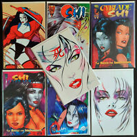 Lot of 7 Shi Comics All NM See Listing and Images