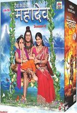 Devon Ke Dev Mahadev Part 2 DVD Set  SECOND PART 13 DVD SET English Subtitles
