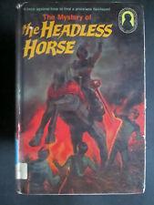 The Three Investigators The Mystery Of The Headless HorseHB VHTF