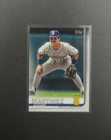2019 Topps Series 2 SP Photo Variation #436 EDGAR MARTINEZ Seattle Mariners