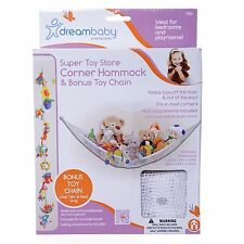 New Dreambaby Corner Hammock & BONUS Toy Chain Super Toy Store Dream Baby