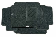 Nissan Micra Genuine Car Floor Mats Textile Front+Rear Set of 4 KE755AX631NF